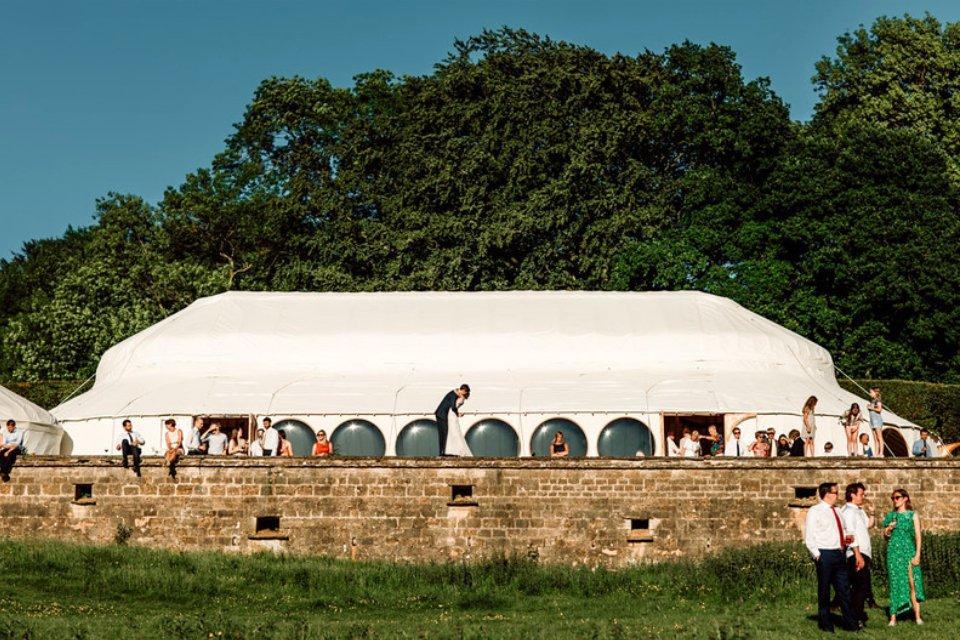 Palace Yurt